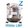 Низкотемпературные Embraco Aspera, Эмбрако Аспера, LBP, R134a, Z